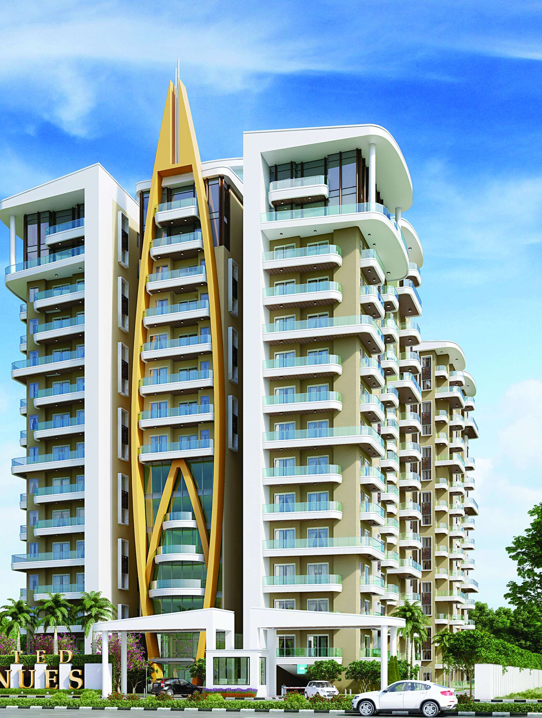 apartments for Sale in , hyderabad-real estate in hyderabad-amigo united avenues