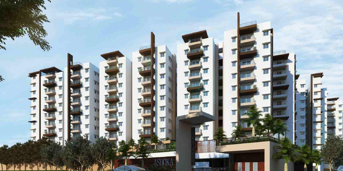 apartments for sale in ashoka lakesidekajaguda,hyderabad - real estate in kajaguda