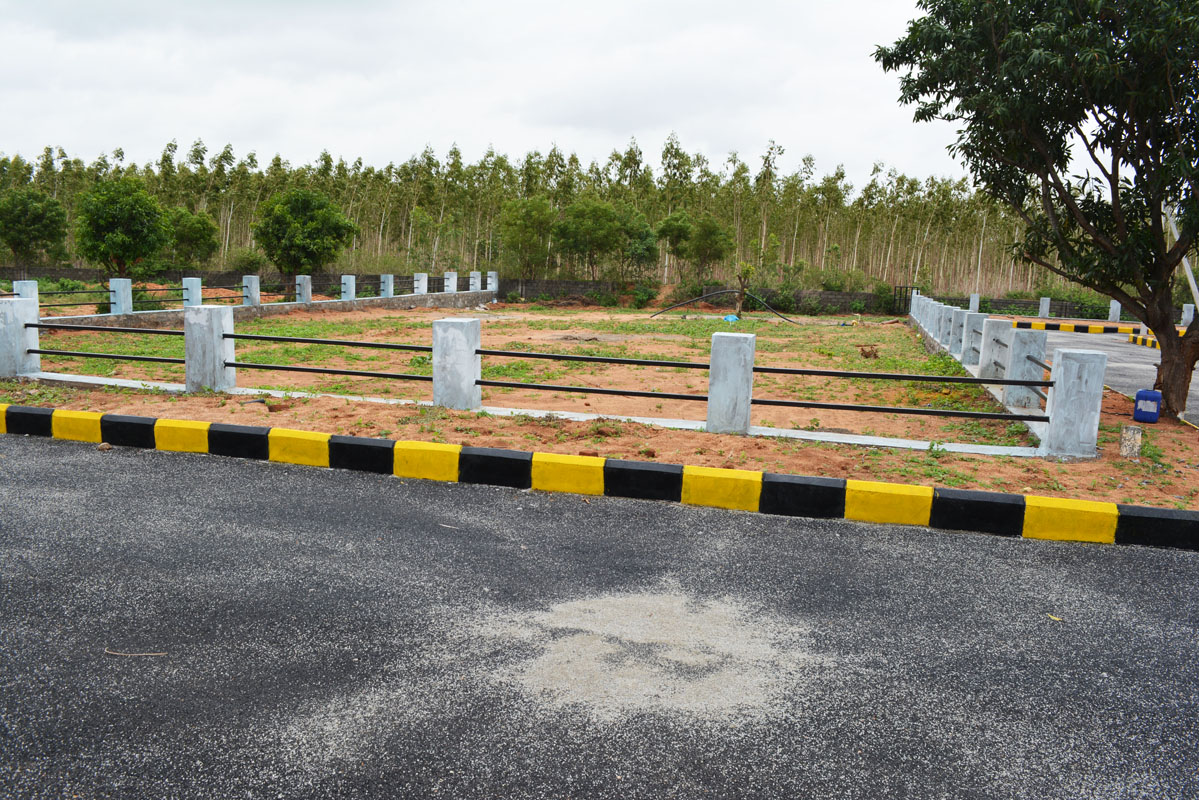plots for sale in bmrs pranavasrisailam,hyderabad - real estate in srisailam