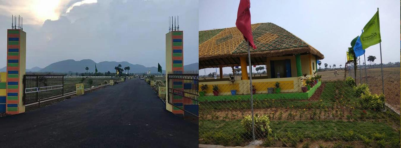 plots for sale in beverly hillsanandapuram,vizag - real estate in anandapuram