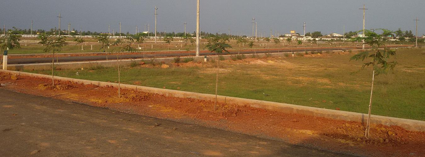 plots for sale in bheemeswara fourtunecityuppalanka,kakinada - real estate in uppalanka
