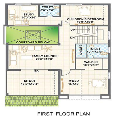 Bhusatva floorplan 3391sqft east facing