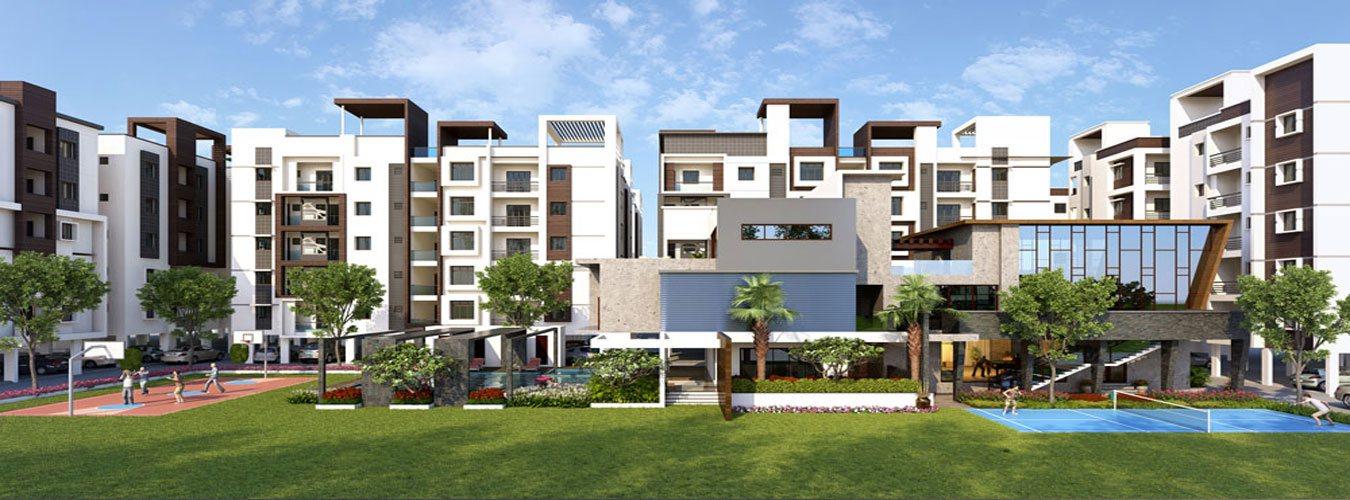 apartments for sale in blossom heightskolthur,hyderabad - real estate in kolthur