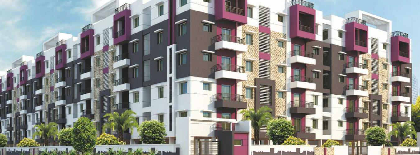 apartments for sale in devi homesbachupally,hyderabad - real estate in bachupally