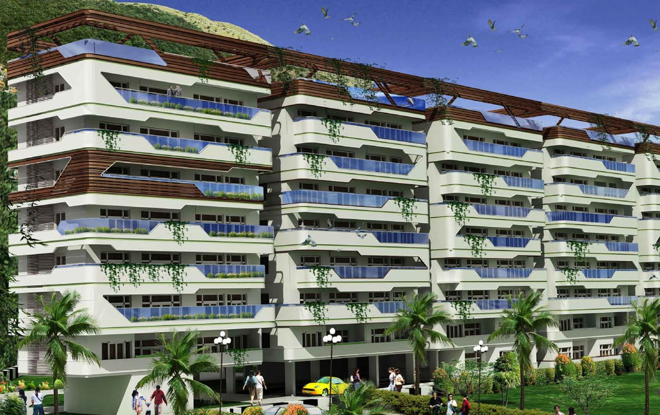apartments for Sale in , vizag-real estate in vizag-eden gardens