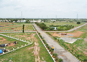 plots for Sale in , hyderabad-real estate in hyderabad-elite city