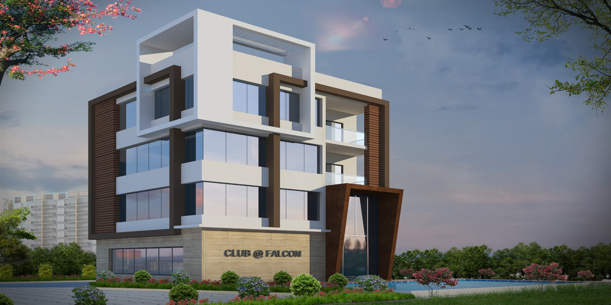apartments for sale in falconalkapur township,hyderabad - real estate in alkapur township