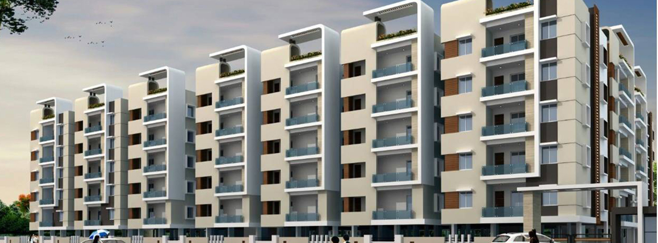 apartments for sale in flora delightmadhurawada,vizag - real estate in madhurawada