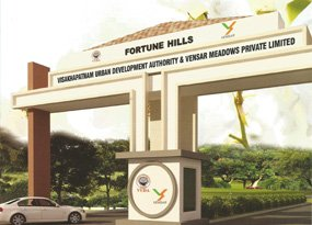 plots for Sale in , vizag-real estate in vizag-fortune hills