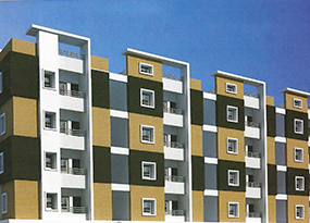 apartments for Sale in , hyderabad-real estate in hyderabad-gkr enclave
