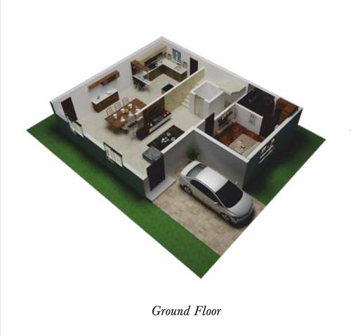 Golden Crest floorplan 3240sqft north facing
