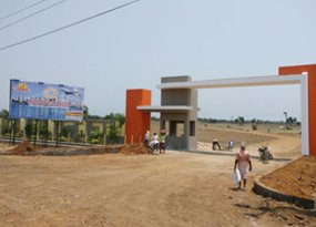 plots for Sale in , vizag-real estate in vizag-golden bird