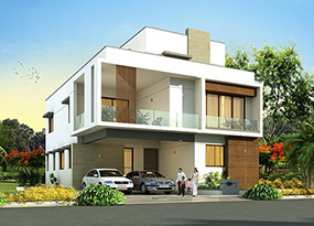 villas for Sale in , hyderabad-real estate in hyderabad-green dale
