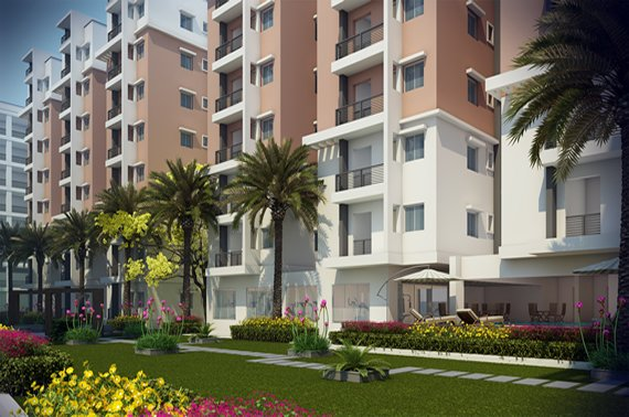 apartments for Sale in manikonda, hyderabad-real estate in hyderabad-green living
