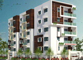 apartments for Sale in chinakakani, guntur-real estate in guntur-hibiscus residency