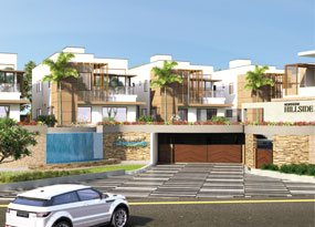villas for Sale in , hyderabad-real estate in hyderabad-hillside