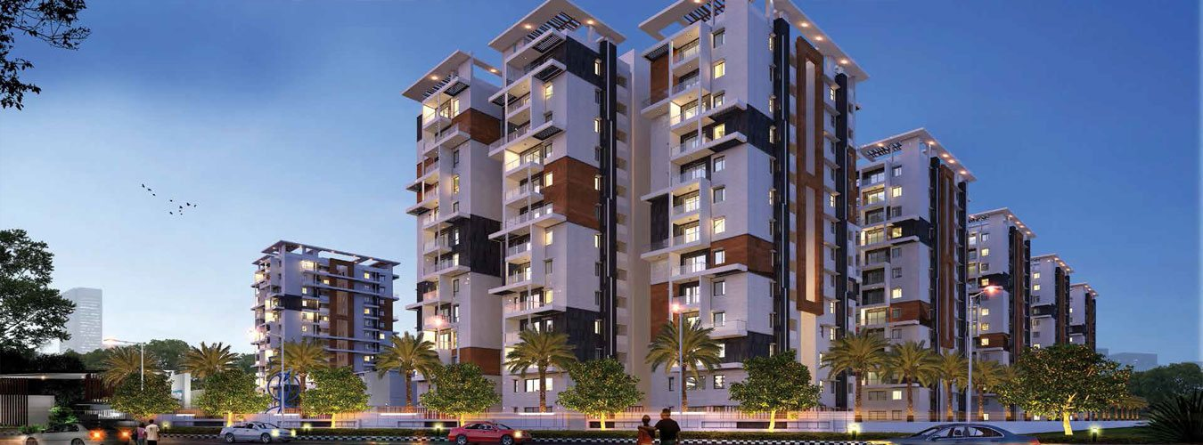 apartments for sale in honer vivantisgopanpally,hyderabad - real estate in gopanpally