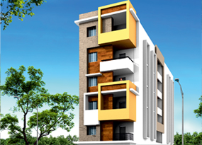 apartments for Sale in collector office junction, vizag-real estate in vizag-honey bee residency