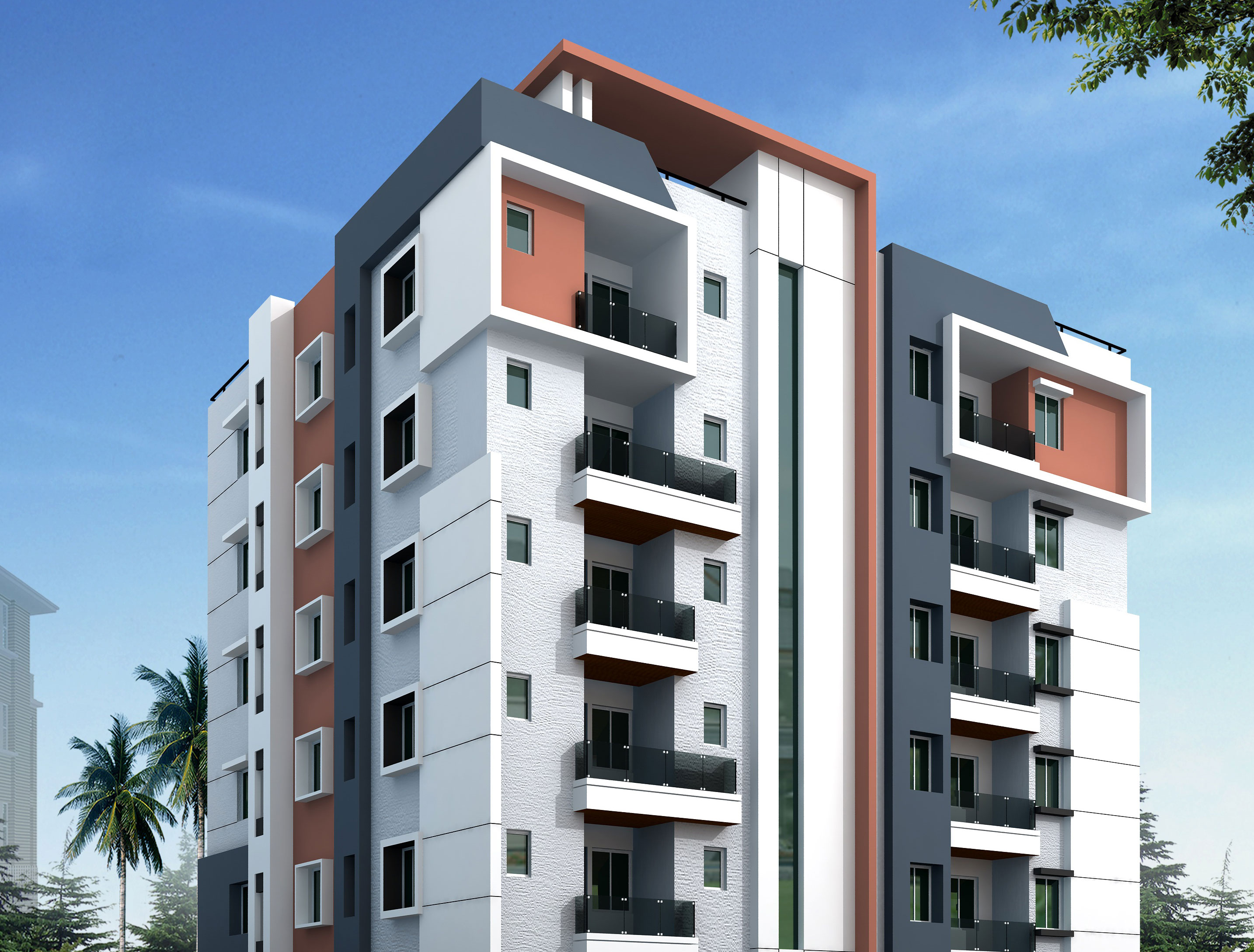 apartments for Sale in , vizag-real estate in vizag-indra teja