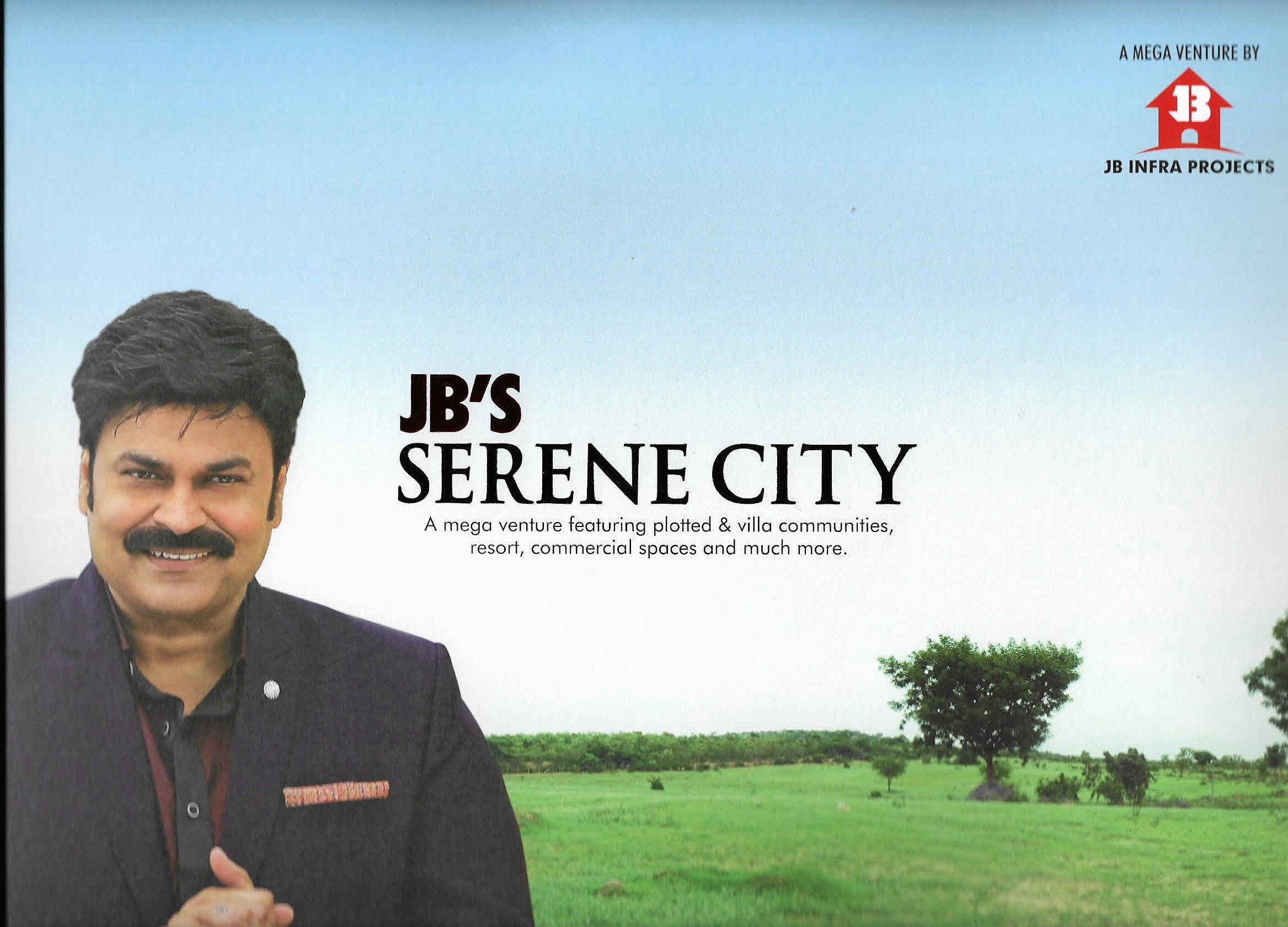 plots for Sale in , hyderabad-real estate in hyderabad-jbs serene city