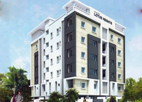 apartments for Sale in , vizag-real estate in vizag-lotus heights