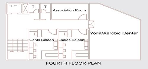 Lotus Homes floorplan 861sqft east facing