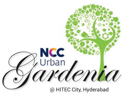 NCC Urban Gardenia Apartments in Gachibowli Hyderabad
