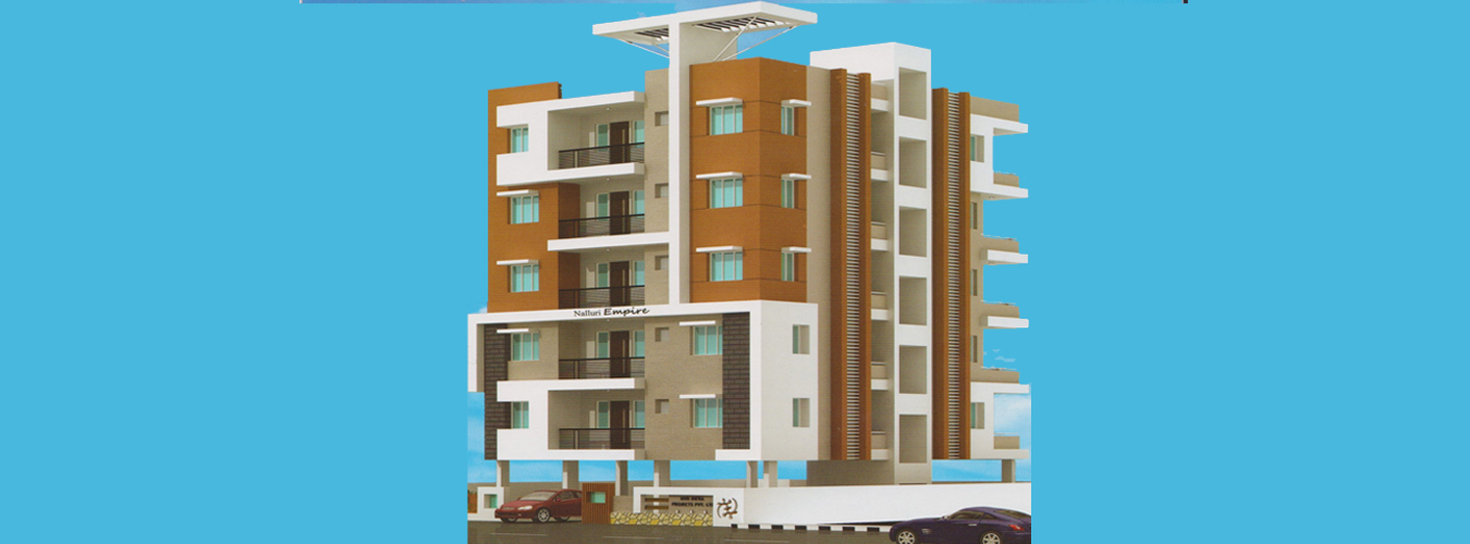 apartments for sale in nalluri empirekurmannapalem,vizag - real estate in kurmannapalem