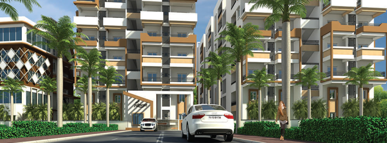 apartments for sale in palm coveuppal,hyderabad - real estate in uppal