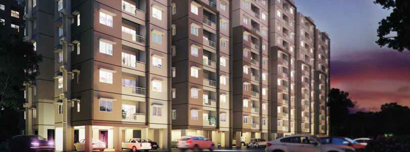 apartments for sale in provident kenworthrajendranagar,hyderabad - real estate in rajendranagar