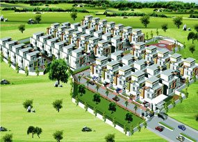 villas for Sale in gopanpally, hyderabad-real estate in hyderabad-purple town