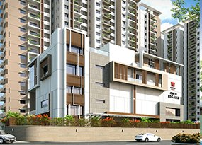 apartments for Sale in , hyderabad-real estate in hyderabad-rajapushpa regalia