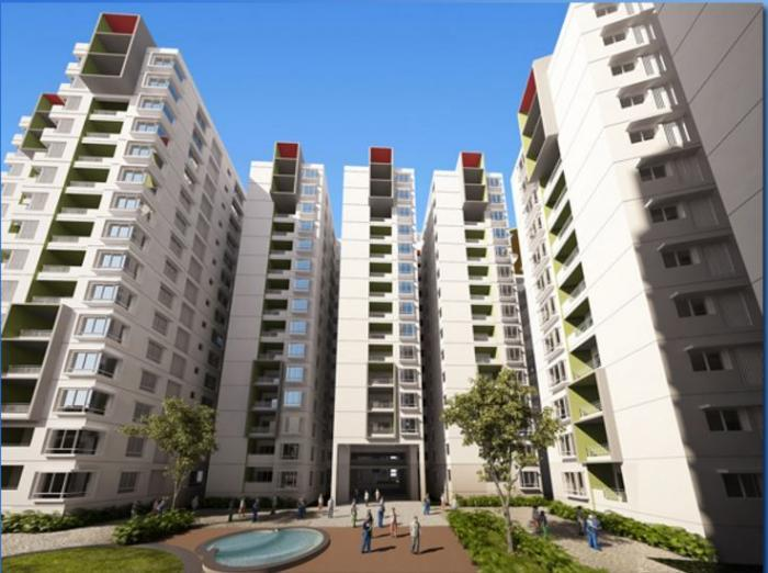 apartments for Sale in gachibowli, hyderabad-real estate in hyderabad-ramky one galaxia