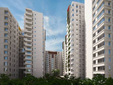 apartments for Sale in , hyderabad-real estate in hyderabad-ramky one kosmos
