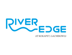 RiverEdge Villas in Kokapet Hyderabad