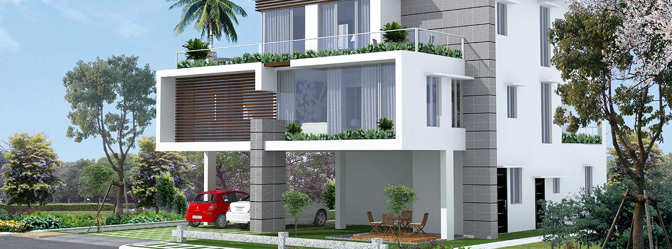 villas for sale in riveredgekokapet,hyderabad - real estate in kokapet