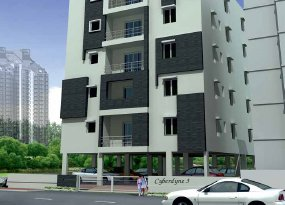 apartments for Sale in , hyderabad-real estate in hyderabad-silversand cyberdyne 3