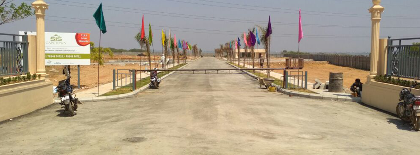 plots for sale in sis capetownambattur,chennai - real estate in ambattur