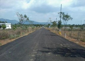 plots for Sale in chinamushidivada, vizag-real estate in vizag-sabbavaram sai brundavanam