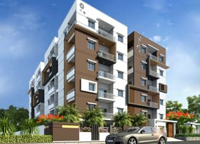 apartments for Sale in , hyderabad-real estate in hyderabad-sai spoorthy avenue