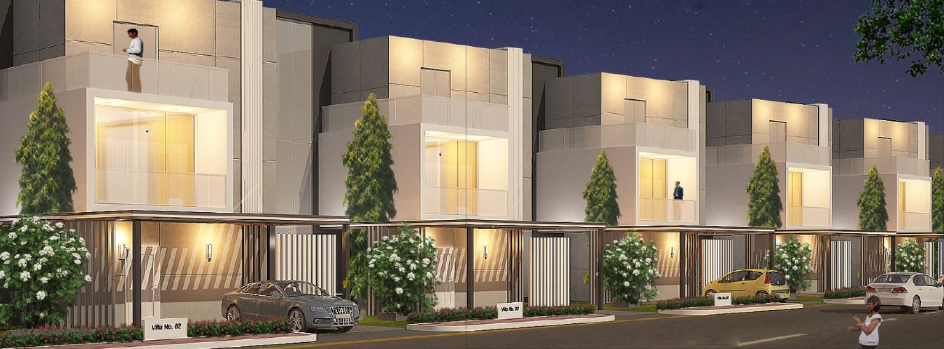 villas for sale in sark gardenmokila,hyderabad - real estate in mokila