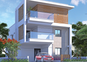 villas for Sale in , hyderabad-real estate in hyderabad-serene villa