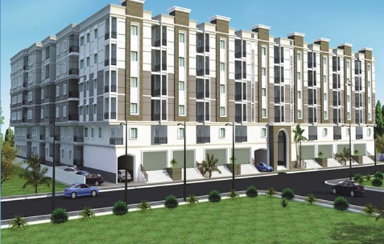 apartments for Sale in , hyderabad-real estate in hyderabad-siddamsettys hima sai heights