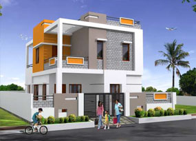 villas for Sale in , kakinada-real estate in kakinada-sks mega township
