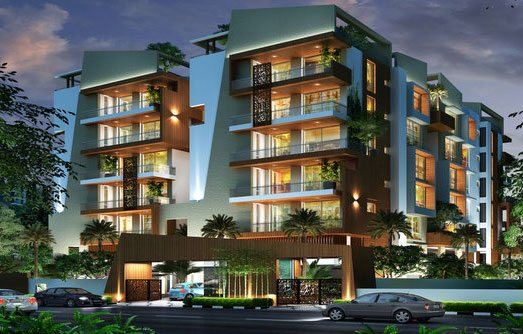 apartments for Sale in , hyderabad-real estate in hyderabad-sravanthi bluebells