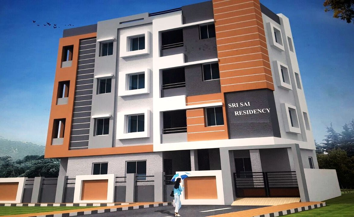 apartments for Sale in ram nagar, vizag-real estate in vizag-sri sai residency