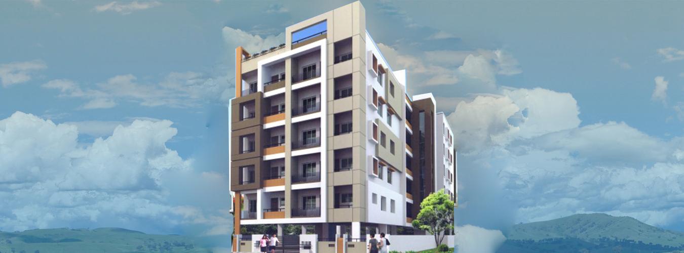 apartments for sale in sri sai srinivasa royal classickommadi,vizag - real estate in kommadi
