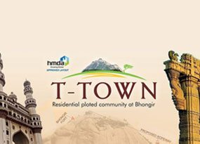 plots for Sale in bhongir, hyderabad-real estate in hyderabad-t-town