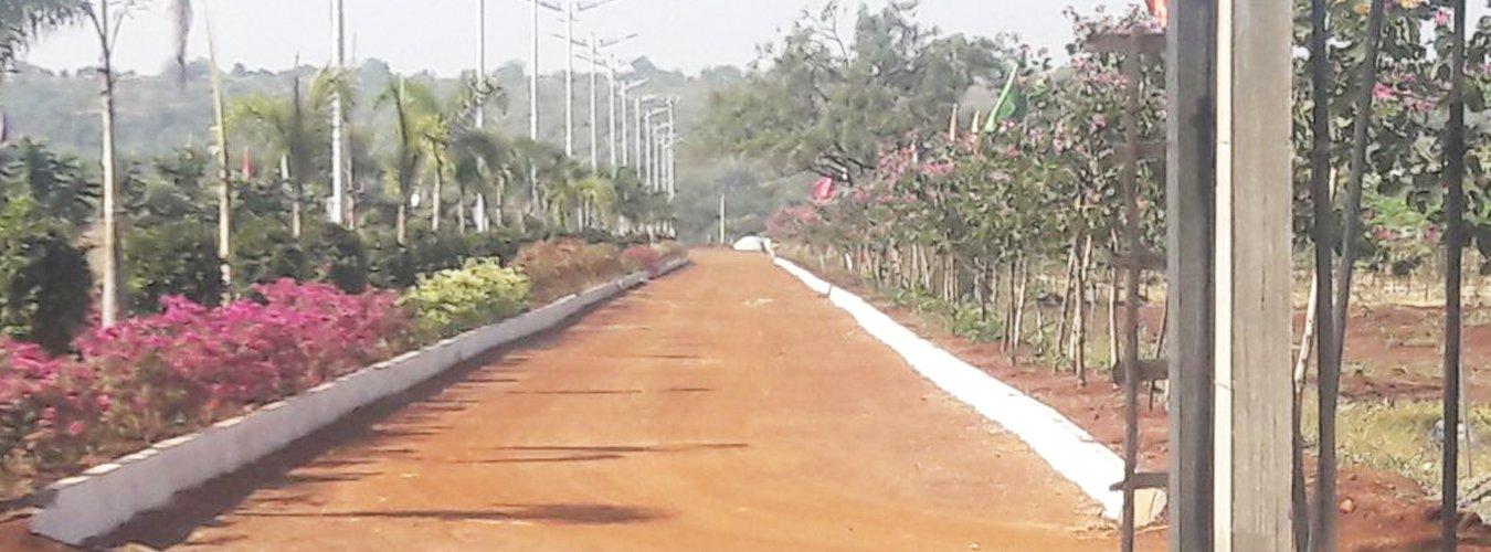 plots for sale in vana bhoomishankarpalli,hyderabad - real estate in shankarpalli