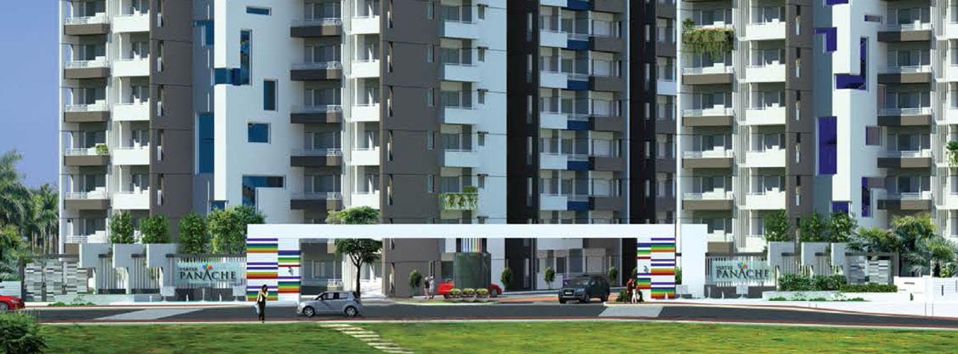 apartments for sale in vertex panachegachibowli,hyderabad - real estate in gachibowli
